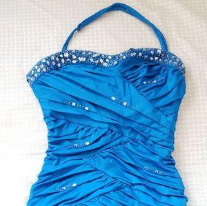 Nikibiki Blue Dress